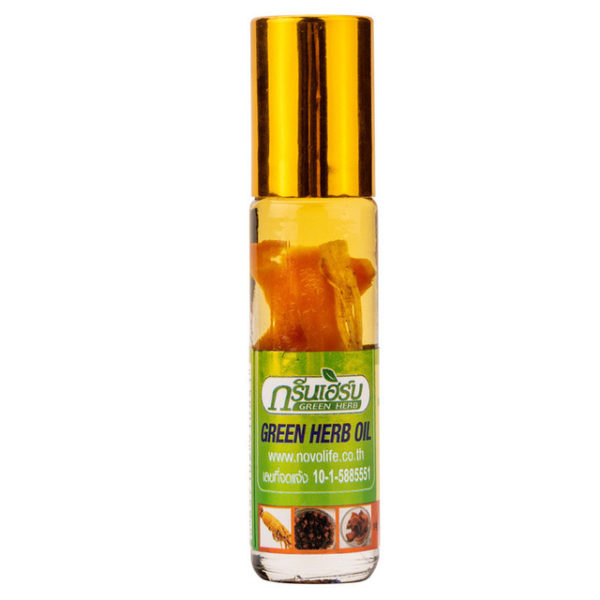 Green Herb Oil Ointment