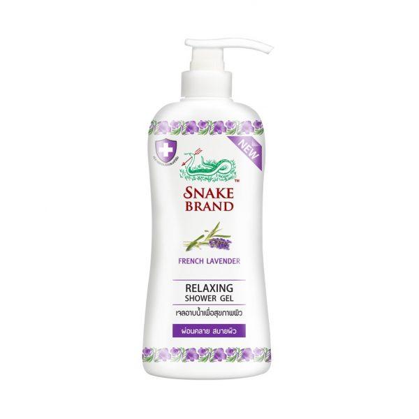 (Bundle of 2) Snake Brand Healthy Shower Gel