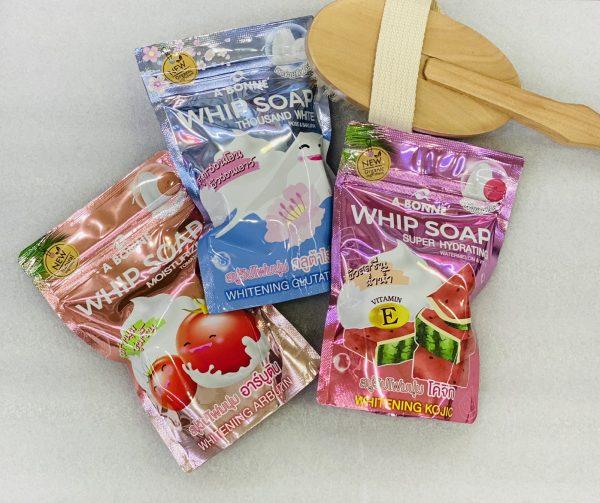 (Bundle of 2) A Bonne' Whip Soap