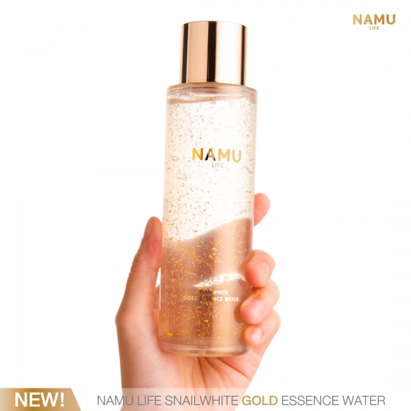 Snail White Gold Essence Water